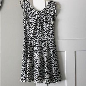 NWT Express Leopard Print Dress